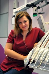 Lekarz stomatolog Izabela Kazimirów