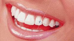 Krysztalki na zęby, ozdoby Swarovski